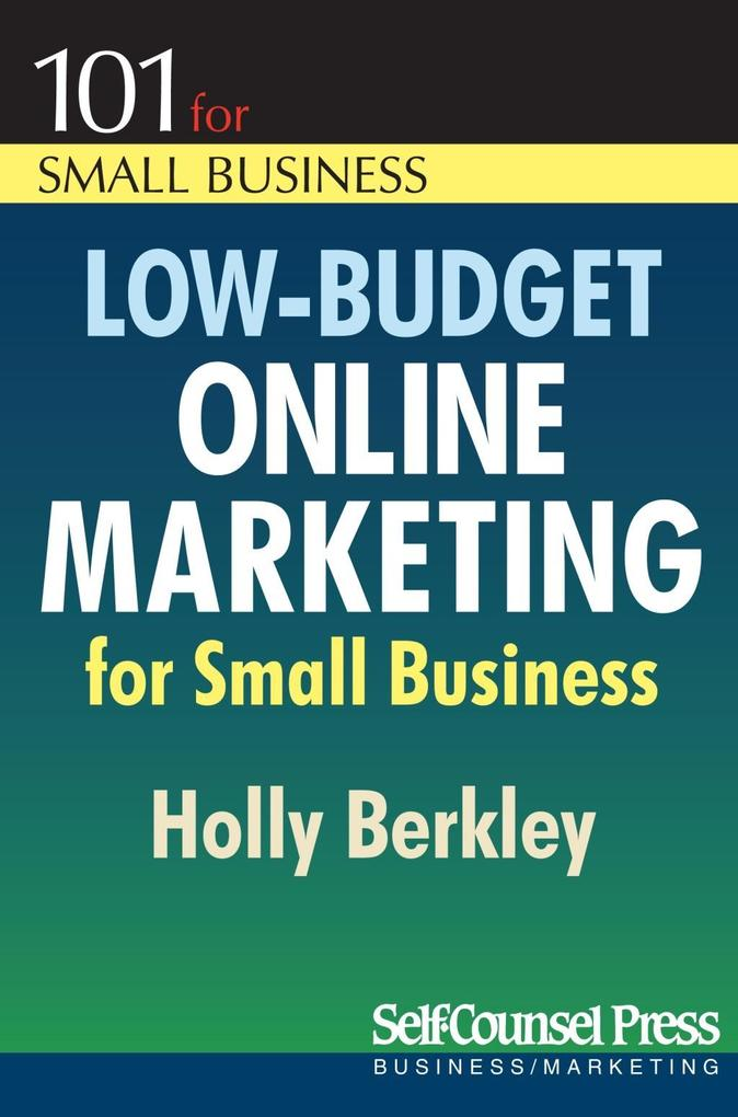 Low-Budget Online Marketing als eBook Download ...