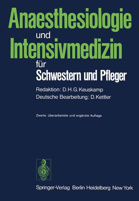Anaesthesiologie und Intensivmedizin für Schwes...