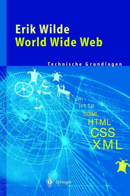 World Wide Web als Buch von Erik Wilde
