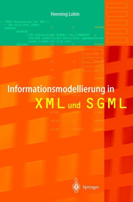 Informationsmodellierung in XML und SGML als Bu...
