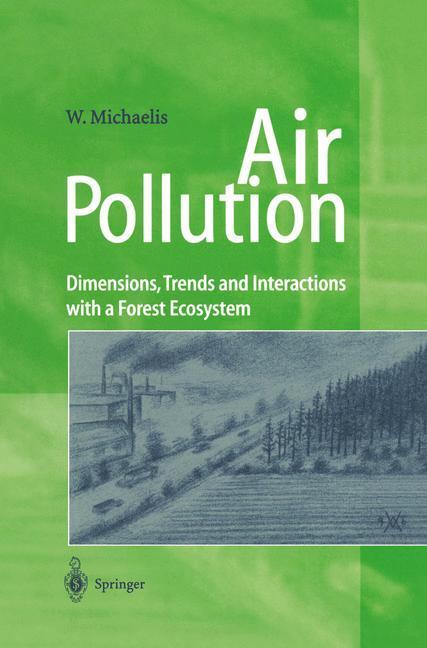 Air Pollution als Buch von Walfried Michaelis