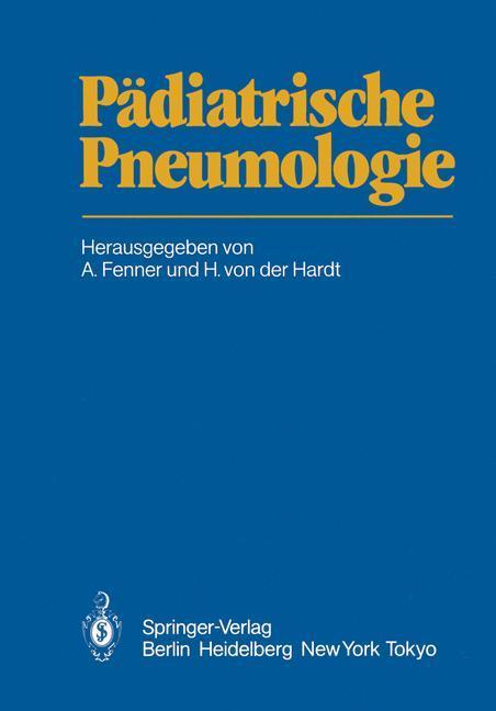 Pädiatrische Pneumologie (Buch) - portofrei