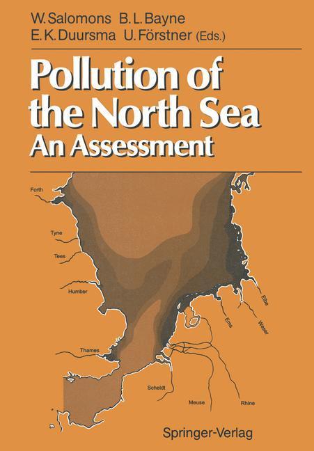 Pollution of the North Sea als Buch von