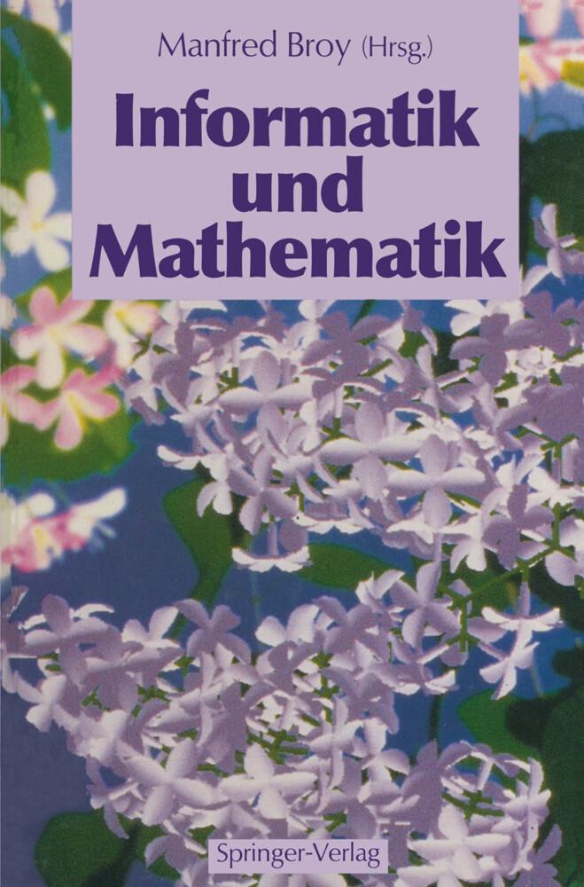 Informatik und Mathematik als Buch von