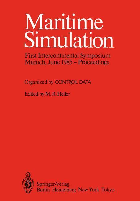 Maritime Simulation als Buch von