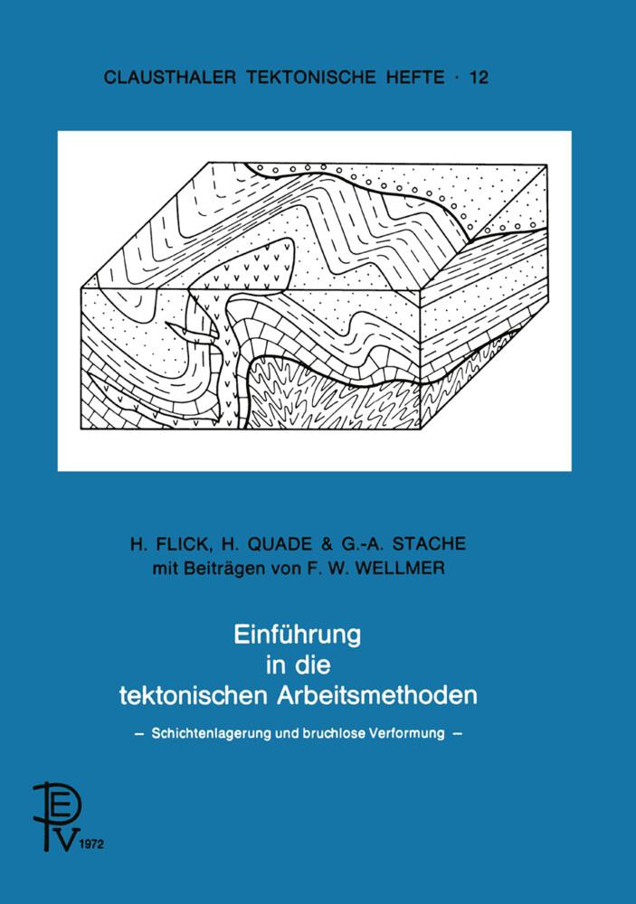 Einführung in die tektonischen Arbeitsmethoden ...