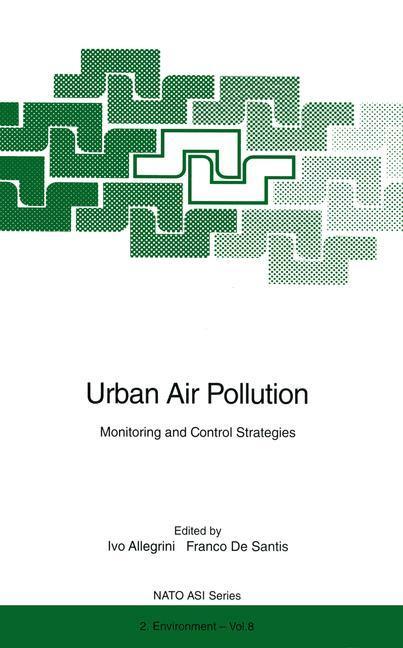 Urban Air Pollution als Buch von