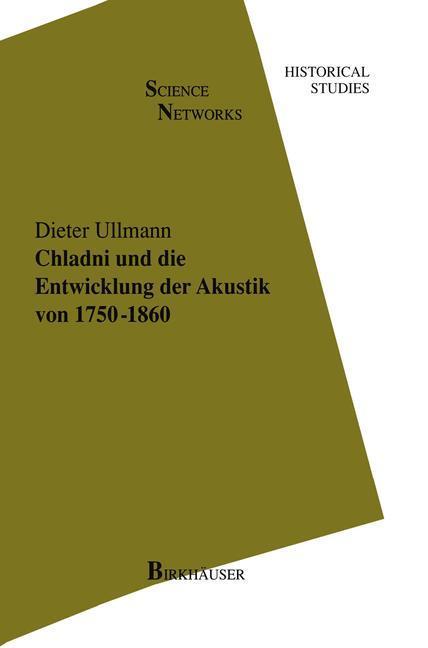 Chladni und die Entwicklung der Akustik von 175...