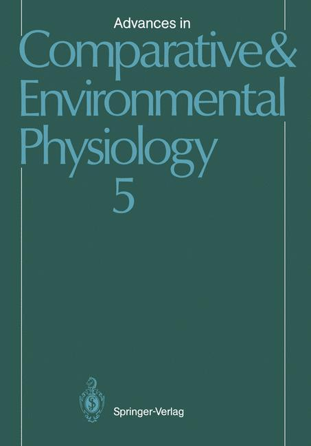 Advances in Comparative and Environmental Physi...