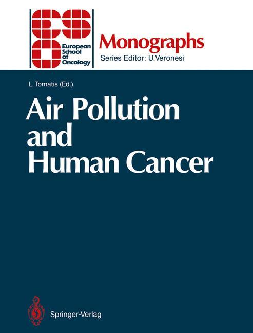 Air Pollution and Human Cancer als Buch von