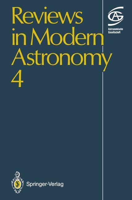 Reviews in Modern Astronomy als Buch von Gerhar...