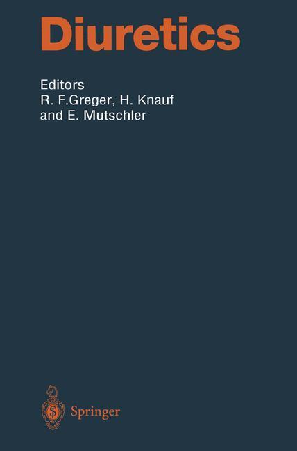 Diuretics als Buch von O. S. Better, A. Busch, ...