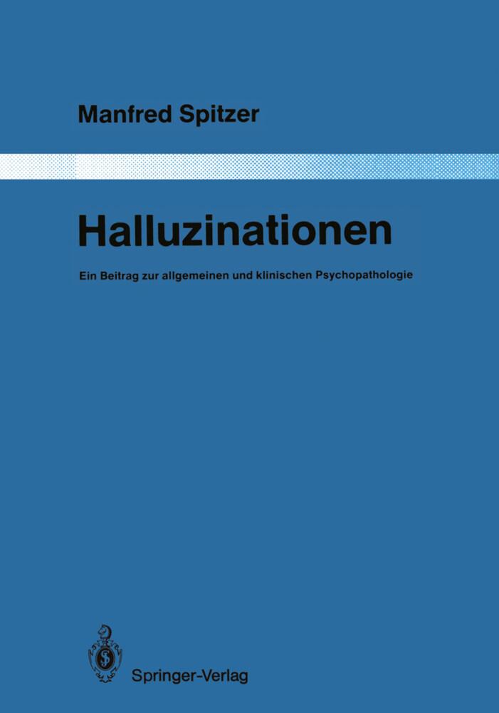 Halluzinationen als Buch (kartoniert)
