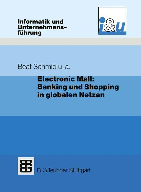 Electronic Mall: Banking und Shopping in global...