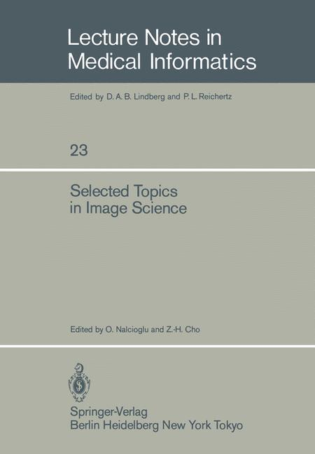 Selected Topics in Image Science als Buch von