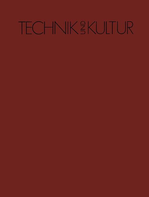 Technik und Kultur als Buch von