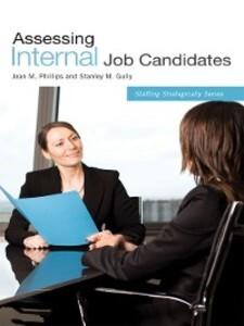 Assessing Internal Job Candidates als eBook Dow...