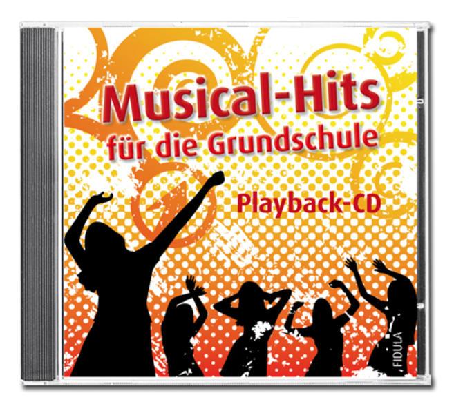 Playback-CD Musical-Hits für die Grundschule al...