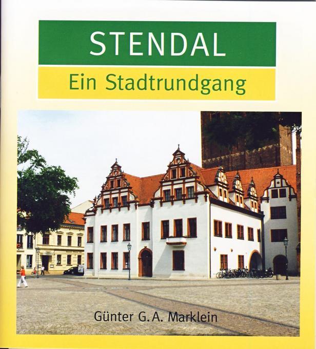 Stendal als Buch (geheftet)