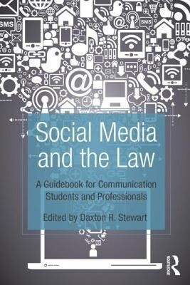 Social Media and the Law als Buch von
