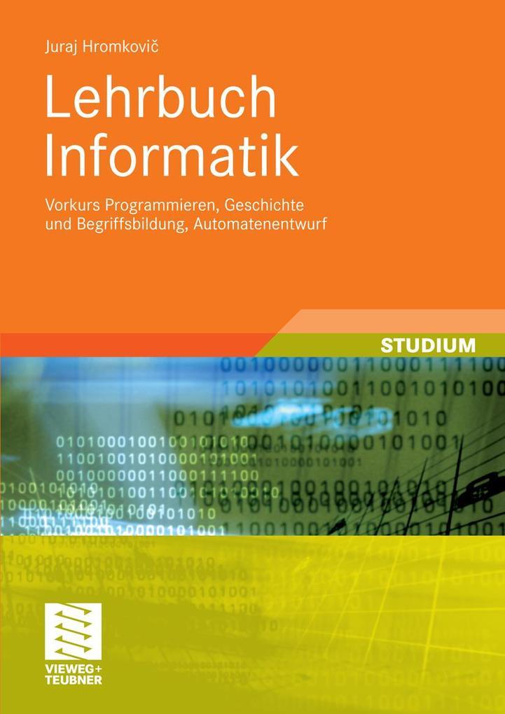 Lehrbuch Informatik als eBook Download von Jura...