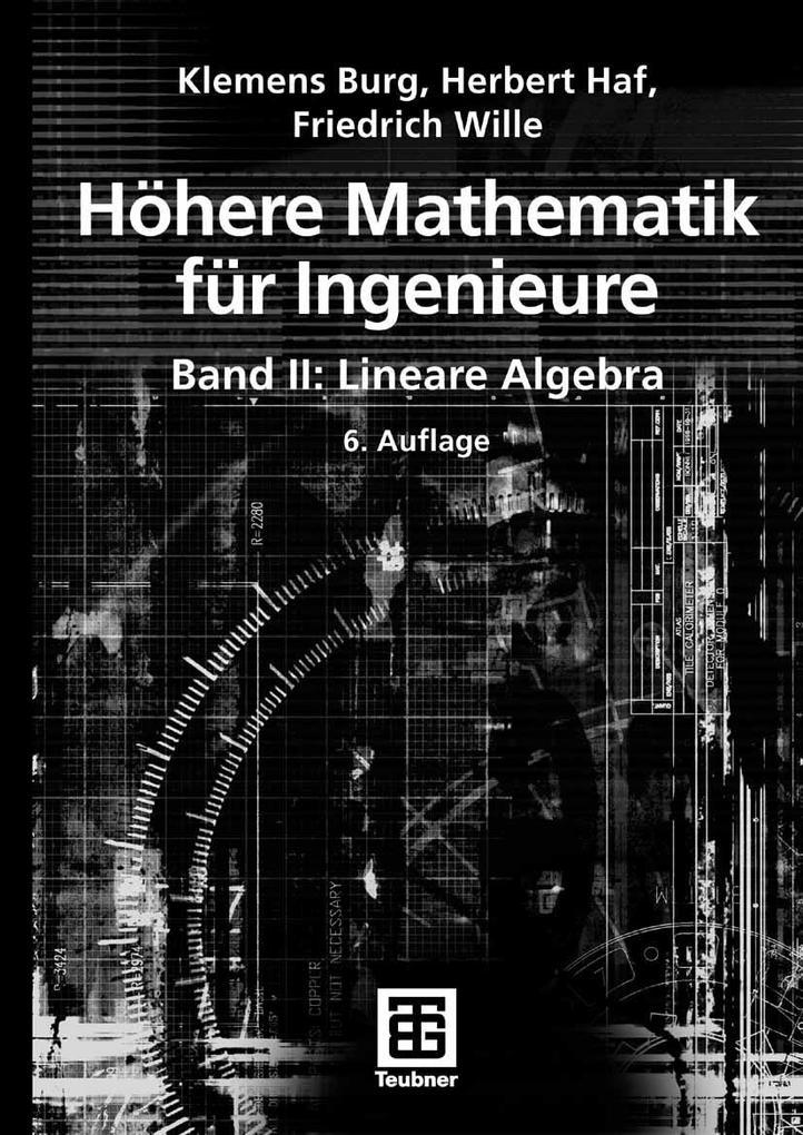 Höhere Mathematik für Ingenieure Band II als eB...