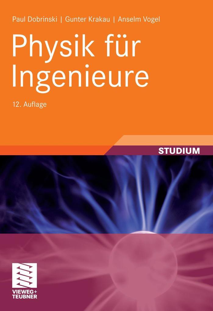 Physik für Ingenieure als eBook Download von Pa...