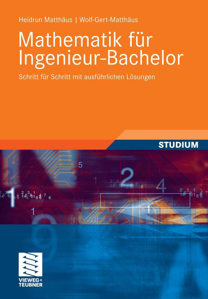 Mathematik für Ingenieur-Bachelor als eBook Dow...