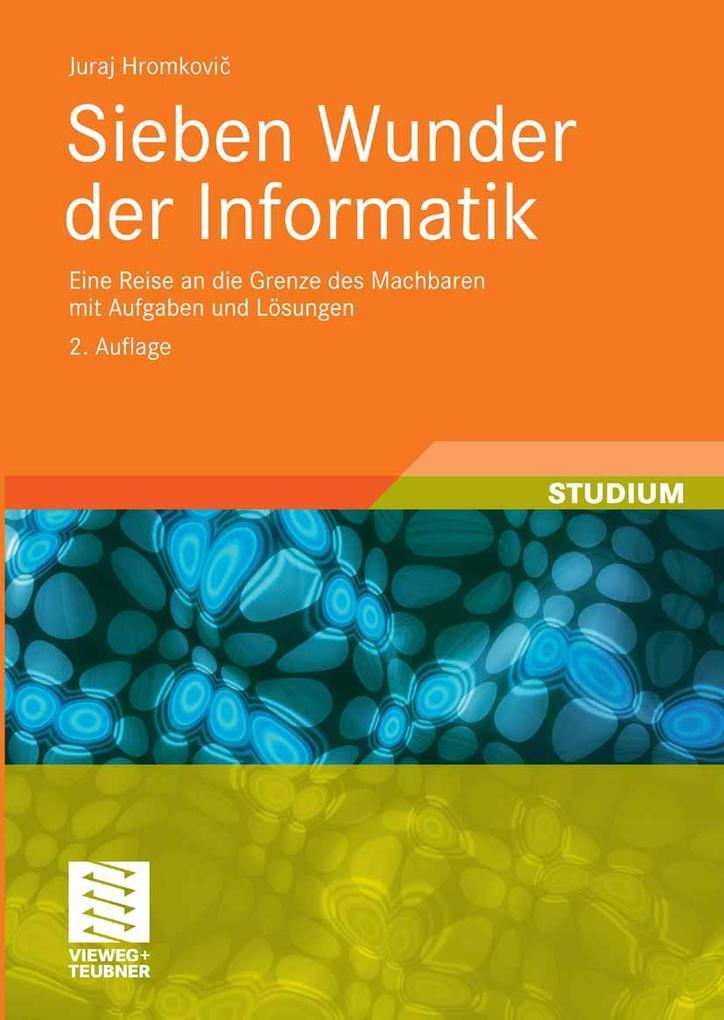 Sieben Wunder der Informatik als eBook Download...