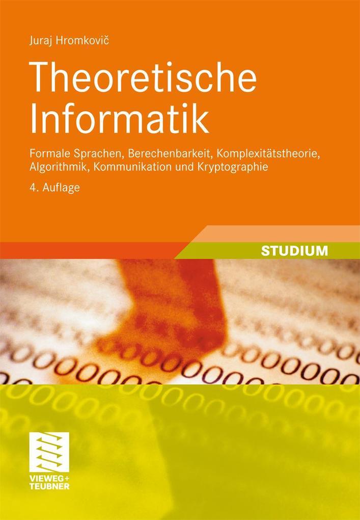 Theoretische Informatik als eBook Download von ...