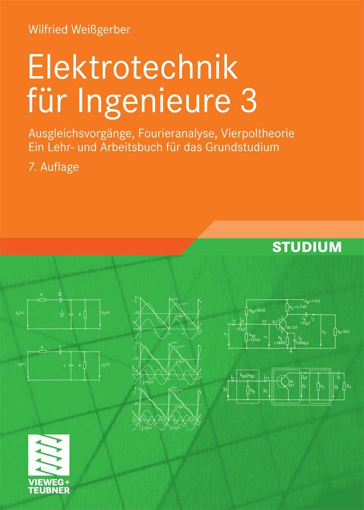 Elektrotechnik für Ingenieure 3 als eBook Downl...