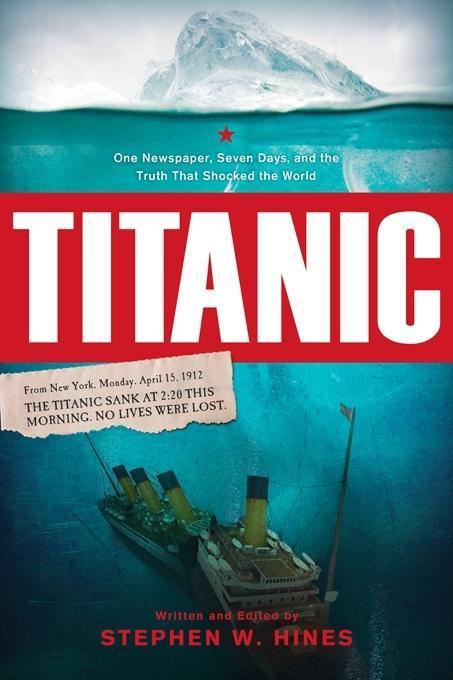 Titanic als eBook Download von Stephen Hines