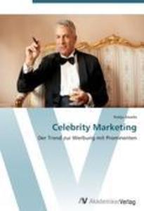 Celebrity Marketing als Buch von