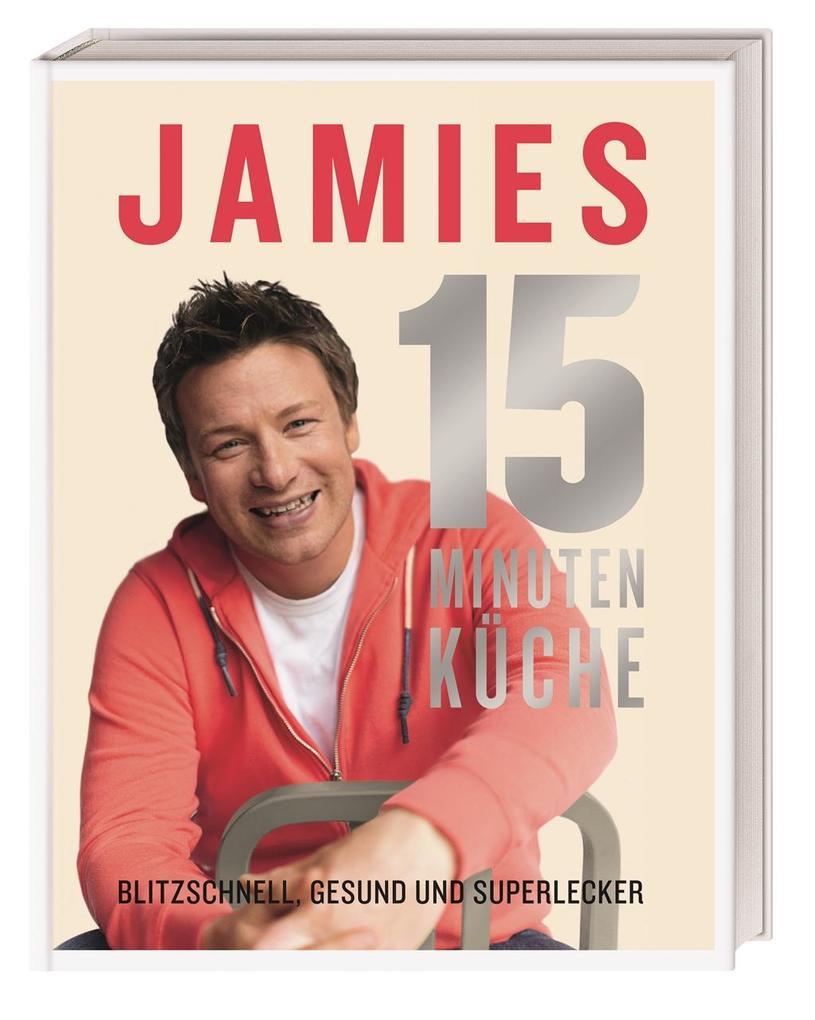 Jamies 15-Minuten-Küche als Buch