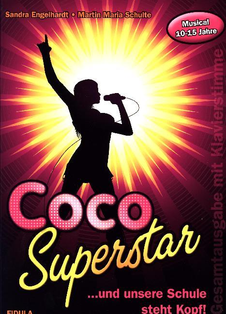 Coco Superstar als Buch von Martin Maria Schult...