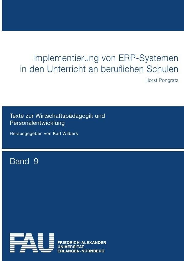 Implementierung von ERP-Systemen in den Unterricht an beruflichen Schulen als Buch (kartoniert)