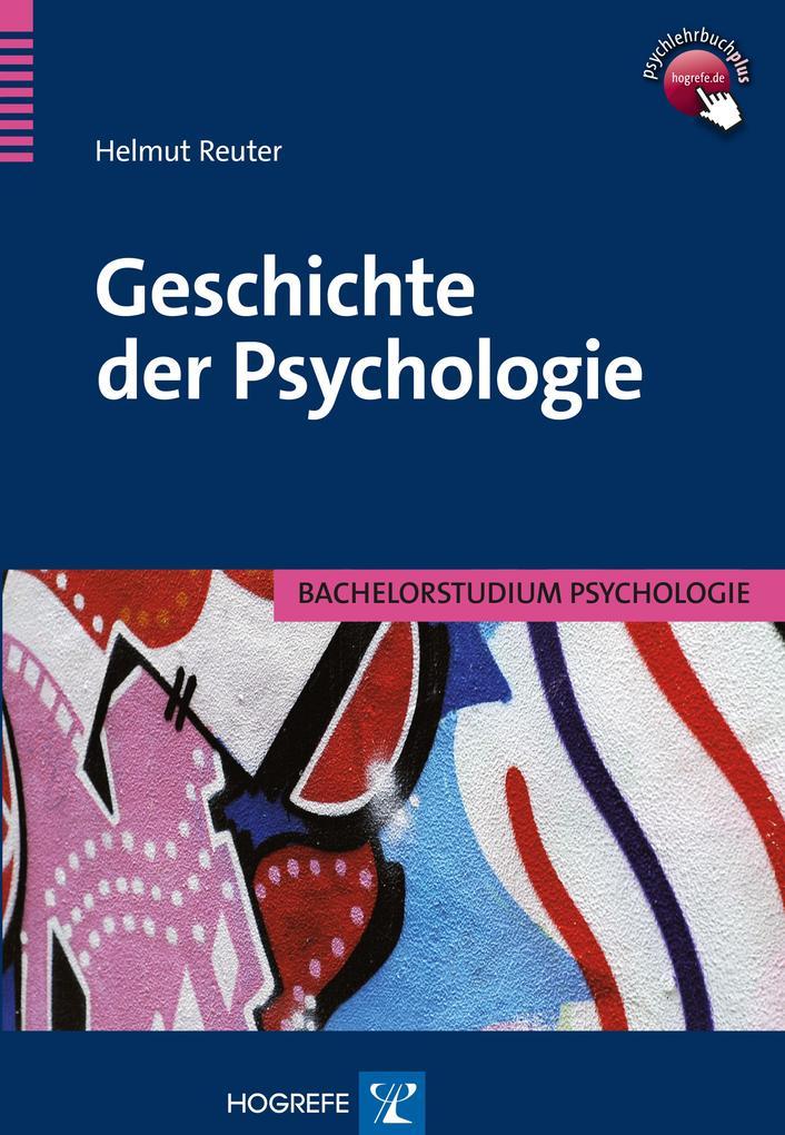 Geschichte der Psychologie als Buch von Helmut ...