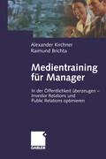 Medientraining für Manager