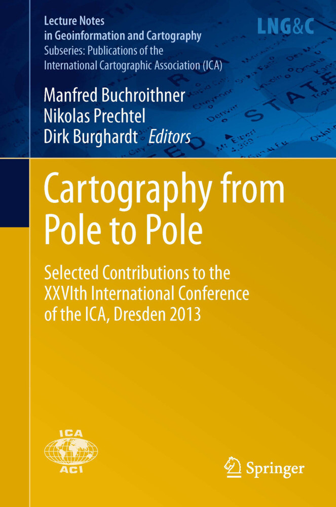 Cartography from Pole to Pole als Buch von