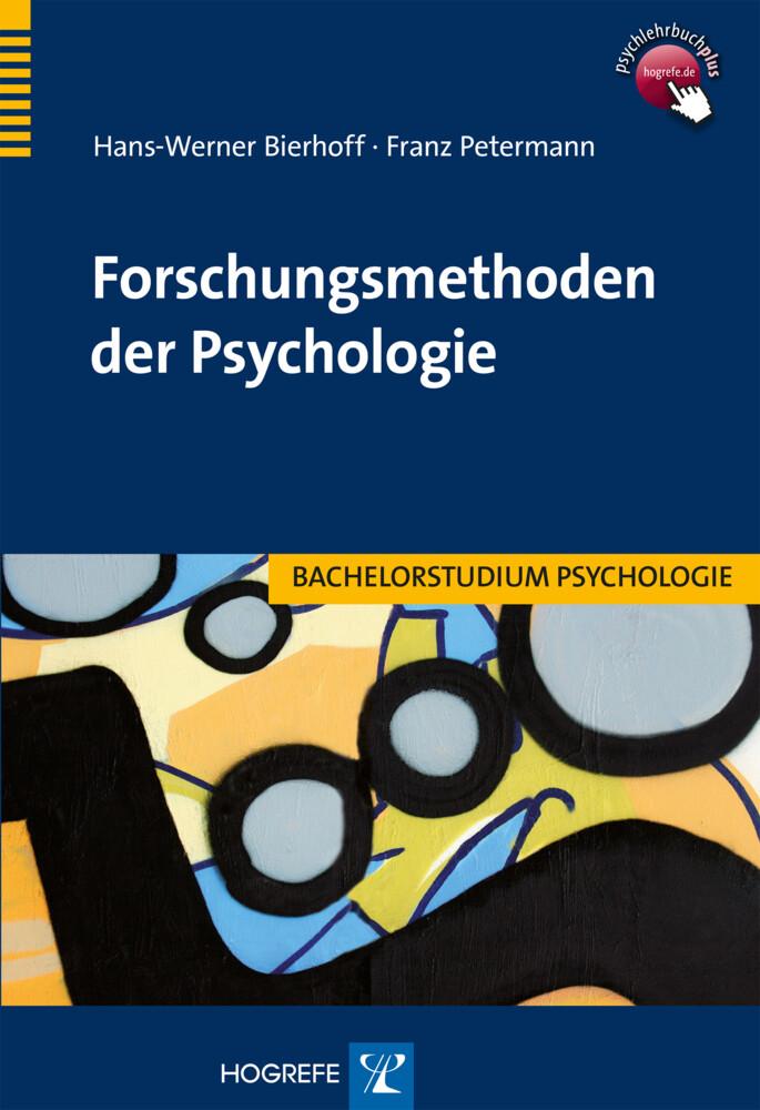Forschungsmethoden der Psychologie als Buch von...