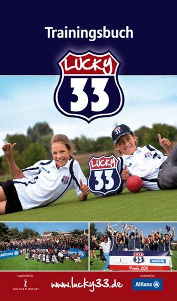 Trainingsbuch Lucky33 als Buch von