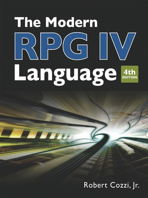 The Modern RPG IV Language als eBook Download v...