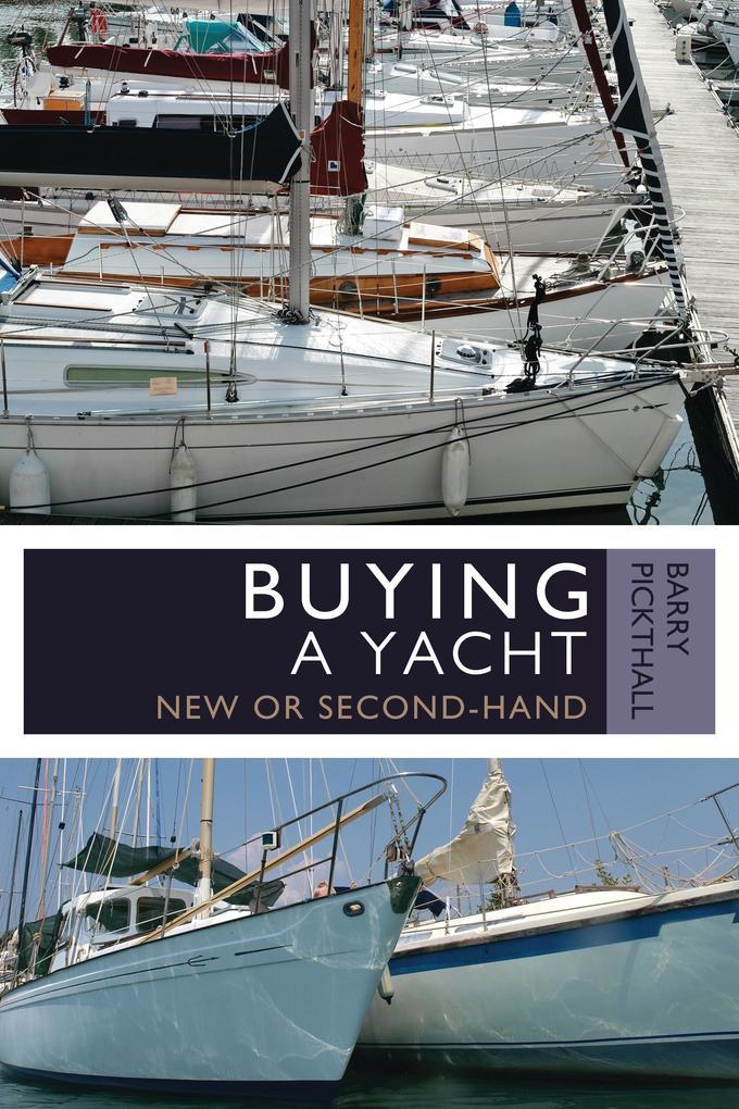 Buying a Yacht als eBook Download von Barry Pic...