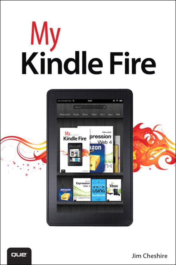 My Kindle Fire als eBook Download von Jim Cheshire