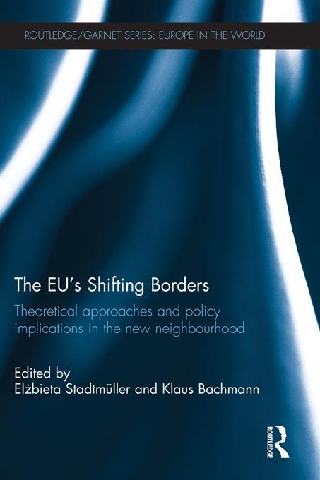 EU´s Shifting Borders als eBook Download von