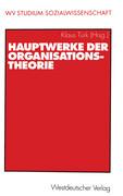 Hauptwerke der Organisationstheorie