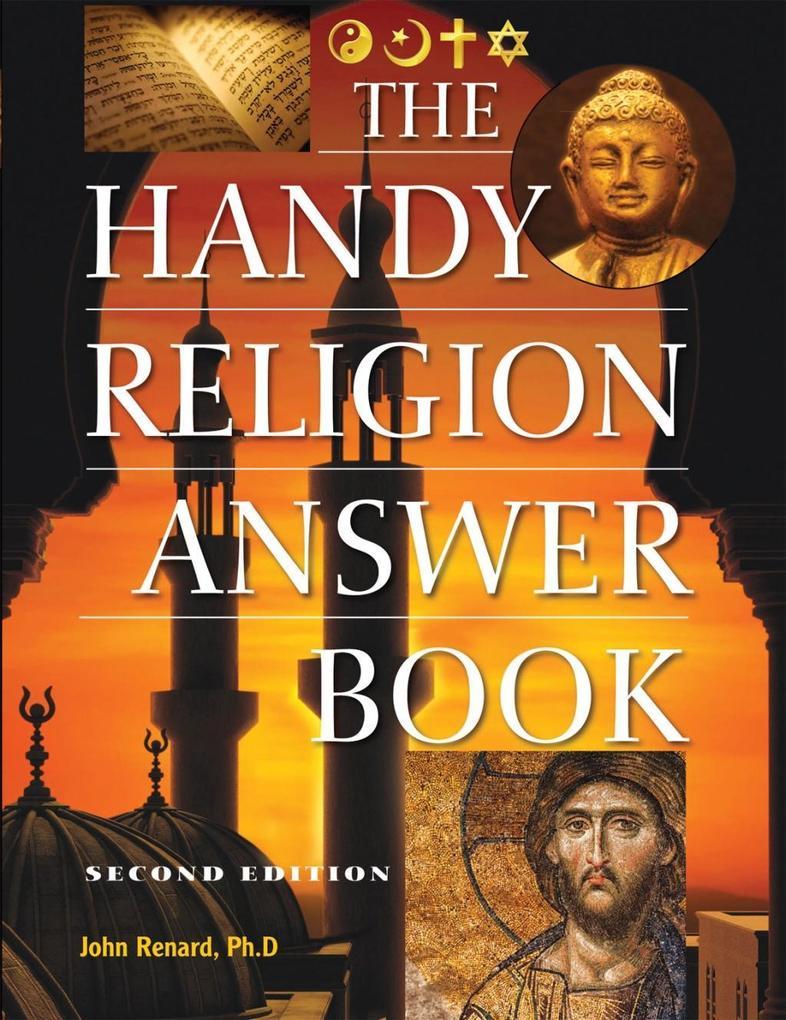 The Handy Religion Answer Book als eBook Downlo...