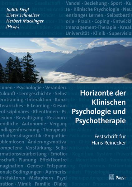 Horizonte der Klinischen Psychologie und Psycho...
