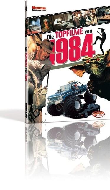 Die Topfilme - 1984 als Buch von Tobias Hohmann...