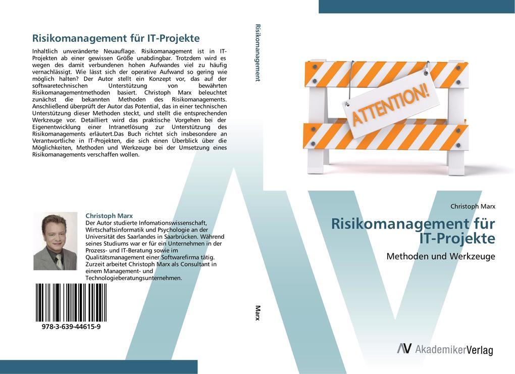 Risikomanagement für IT-Projekte als Buch von C...